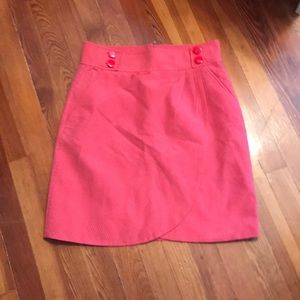 High waisted Tibi skirt